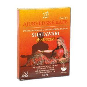 Ajurvédské kafe@ – Shatawari