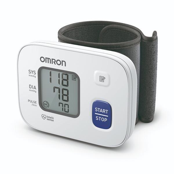 Tlakomer OMRON RS2