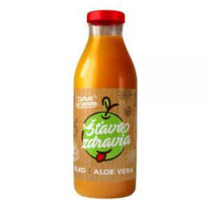 100% šťava Jablko + Aloe vera + Kiwi