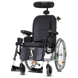 Invalidný vozík polohovací PROTEGO s bubnovými brzdami