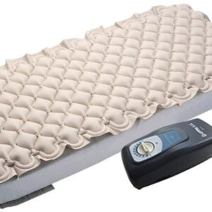 Antidekubitný matrac s regulovaným kompresorom
